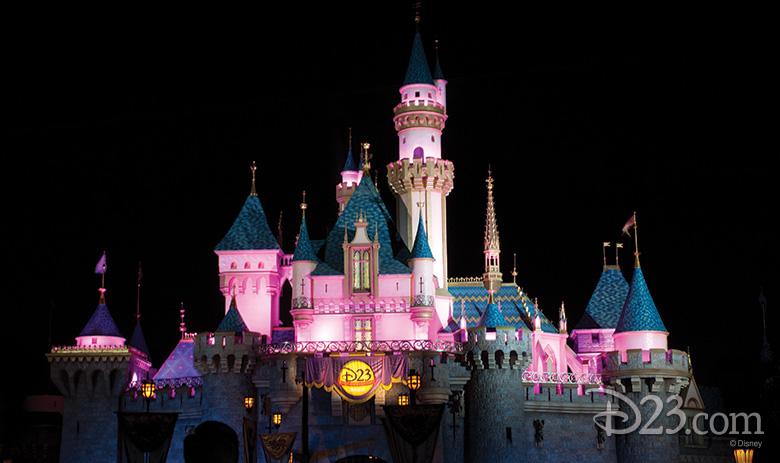 D23 first anniversary at Disneyland