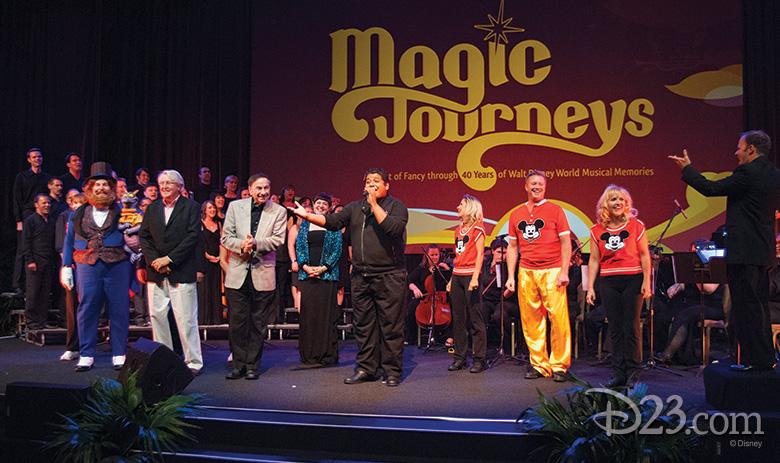 Magic Journeys Musical Finale at Destination D