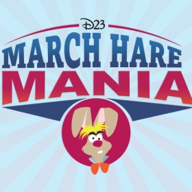 March Hare Mania logo
