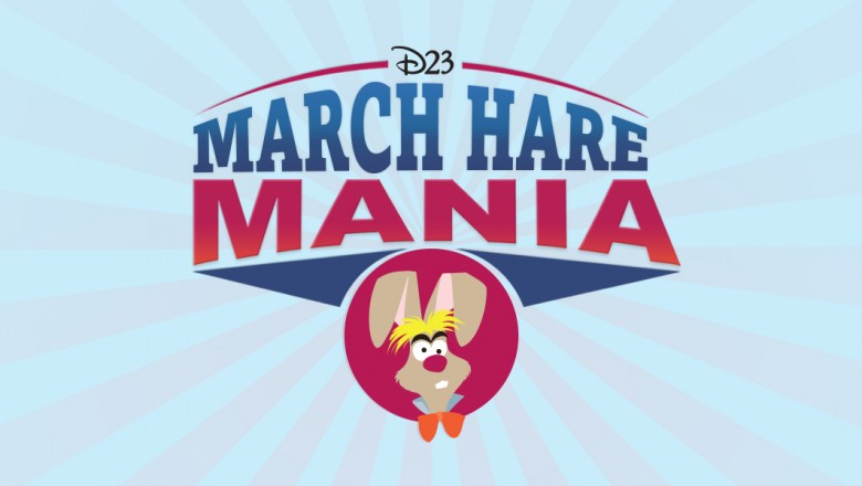 March Hare Mania logo
