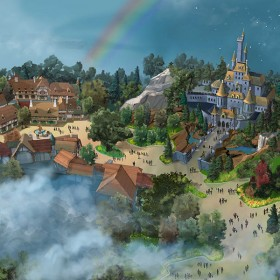 Fantasyland expansion concept art