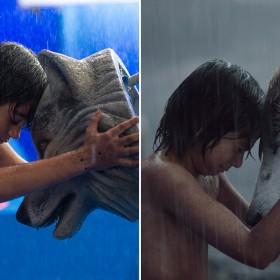 Neel Sethi as Mowgli