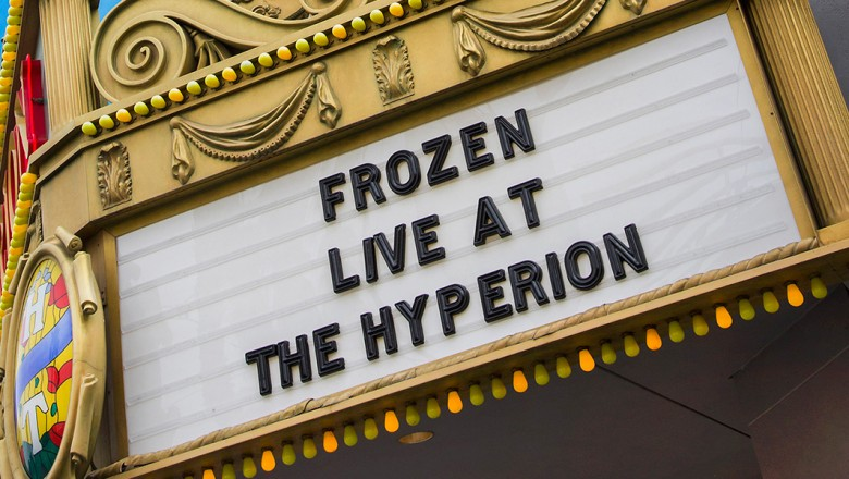Frozen—Live at the Hyperion