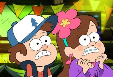 Dipper and Mabel