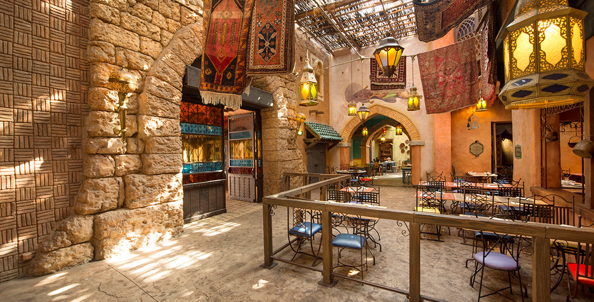 Restaurant Agrabah Cafe