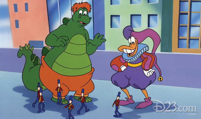 Stegmutt and Quackerjack