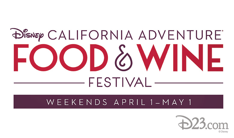 DCA Food and Wine Festival logo