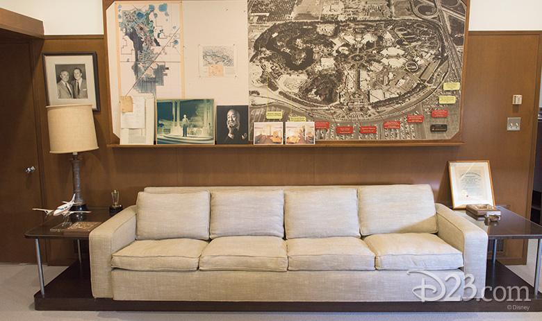 Walt's Office