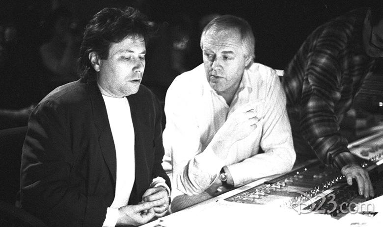 Alan Menken and Tim Rice