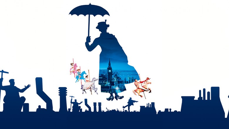 Mary Poppins art