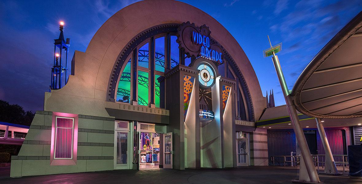 Tomorrowland Light & Power