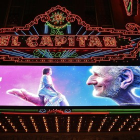 The BFG marquee