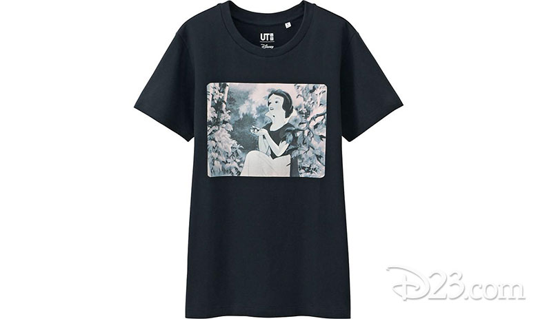 UNIQLO Snow White shirt
