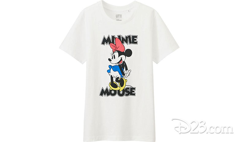 UNIQLO Minnie Mouse shirt