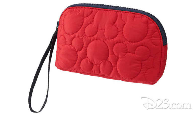 UNIQLO Mickey Mouse pouch