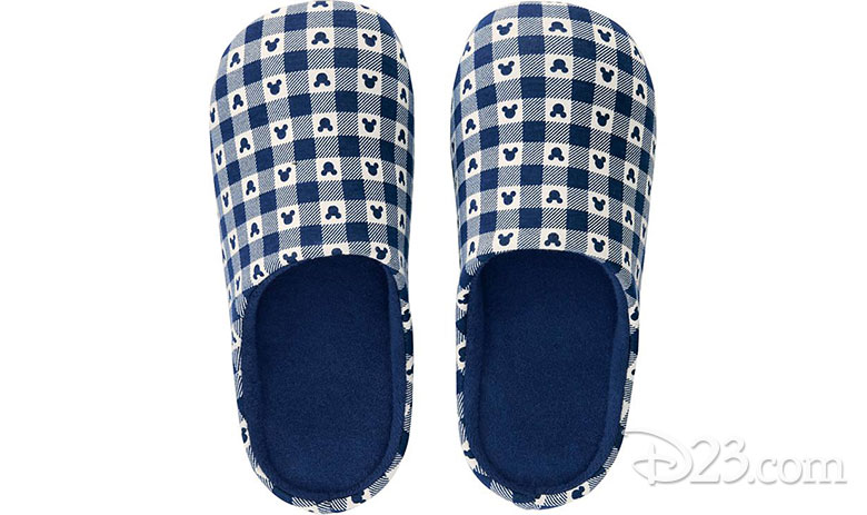 UNIQLO Mickey slippers