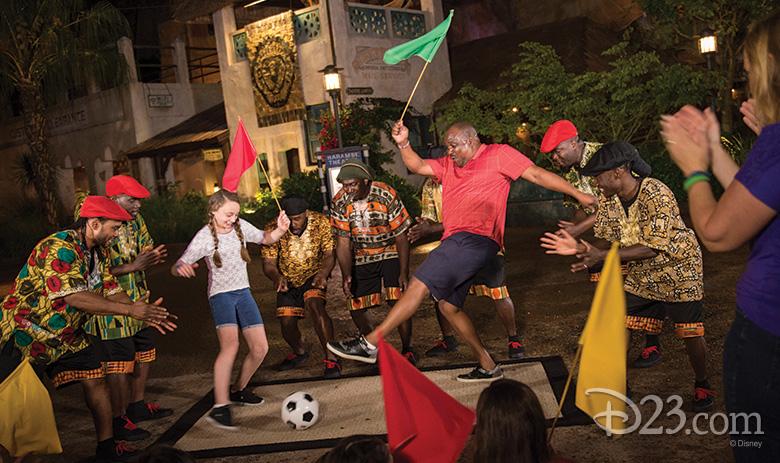 Harambe Soccer Meerkats