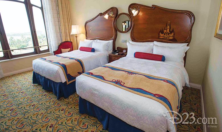 Guest Room at Shanghai Disneyland Hotel