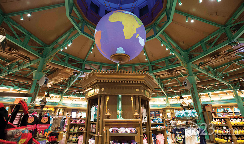 World of Disney at Disneytown at Shanghai Disney Resort