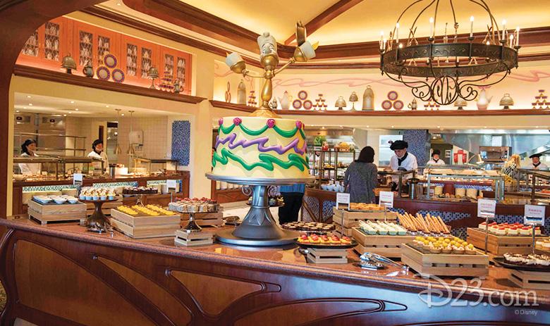 Lumiere's Kitchen at Shanghai Disneyland Hotel