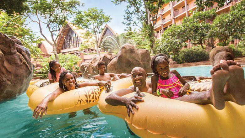 Waikolohe Pool at Aulani, A Disney Resort & Spa