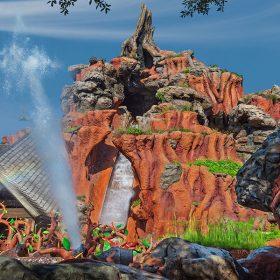 Splash Mountain at Magic Kingdom