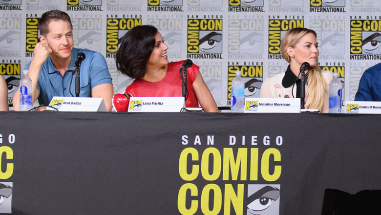 Once Upon a Time at Comic-Con 2016