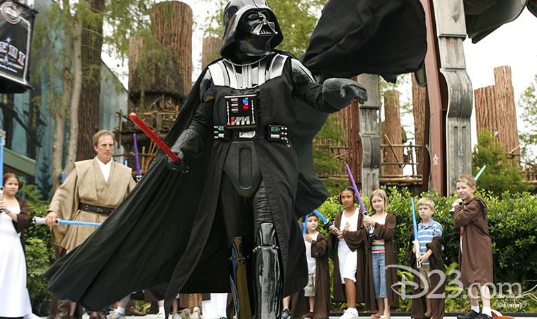 Darth Vader - Star Wars Weekends