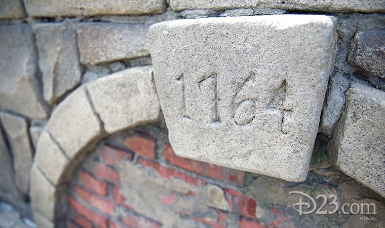 1764 wall