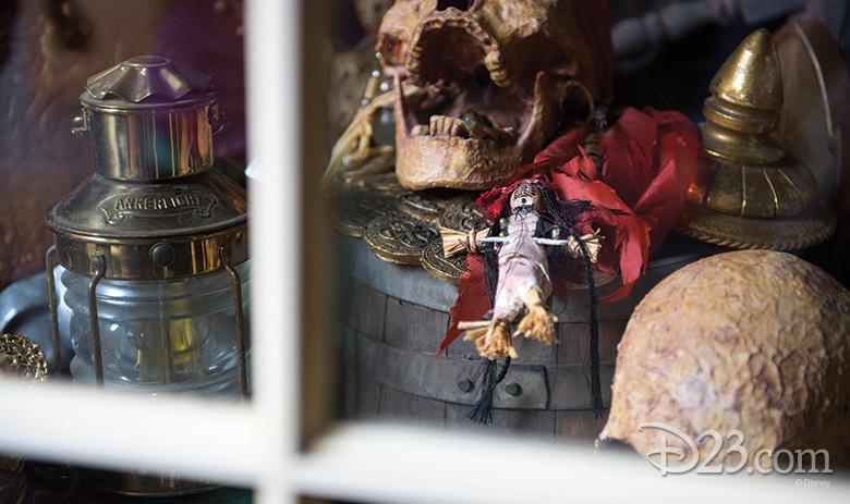 Captain Jack Sparrow voodoo doll