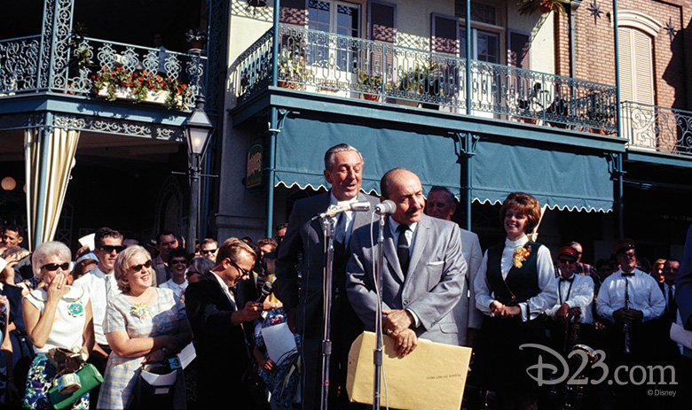 New Orleans Square opening