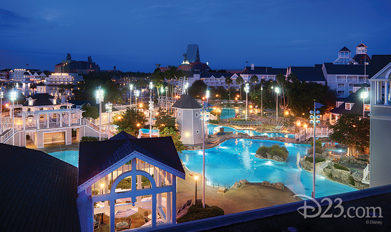 Stormalong Bay at Disney's Yacht and Beach Club Resorts