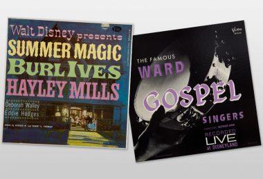 Walt Disney's records
