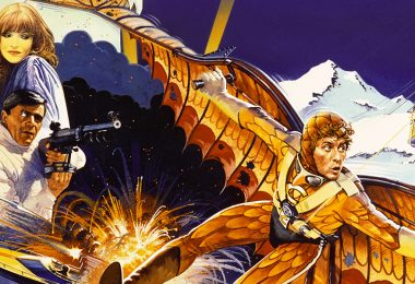 Condorman promotional artwork
