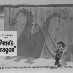Pete's Dragon 1958