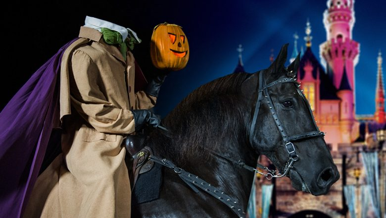 All-New Halloween Parade at Disneyland Park—Plus More in