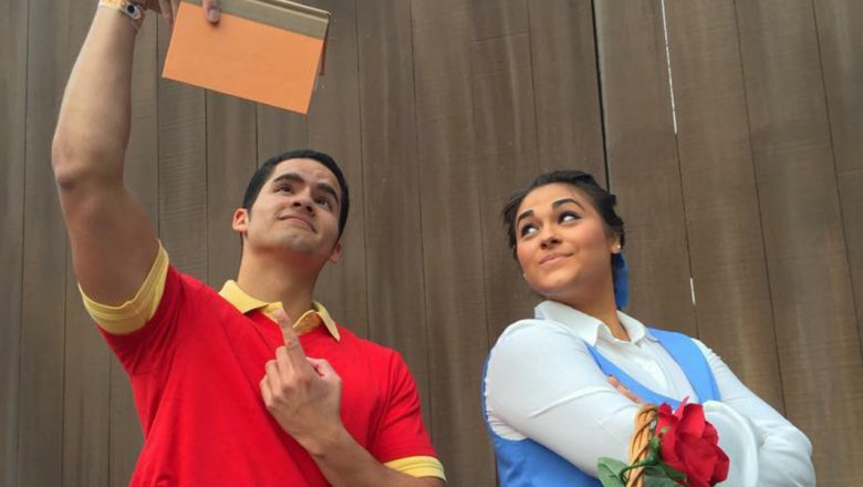 Beauty and the Beast fan costumes
