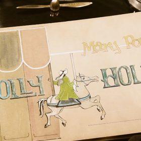 Mary Poppins ride concept by Tony Baxter