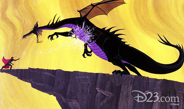 Our Hearts Burn For These Unforgettable Disney Dragons - D23