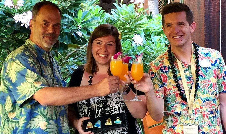 Joe Rohde, Kristin Rodack, and Tyler Slater