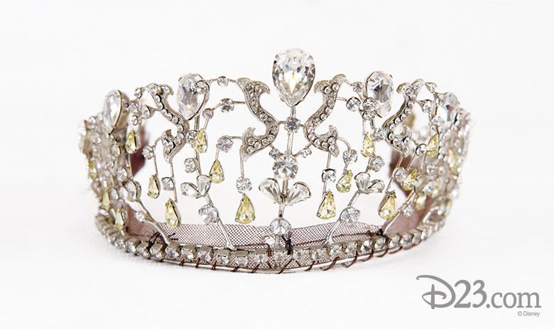 Princess Mia's silver tiara - The Princess Diaries