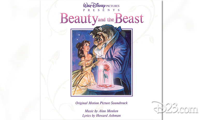 BEAUTY AND THE BEAST album cover