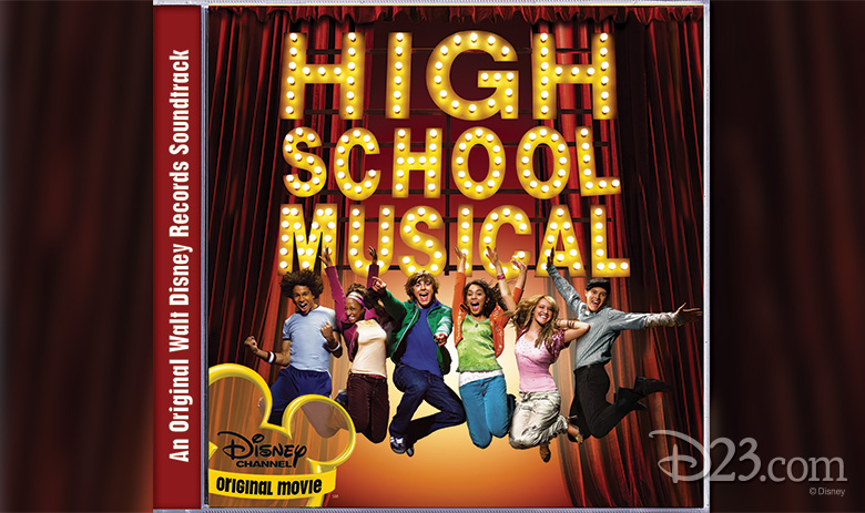 HIGH SCHOOL MUSICAL album cover