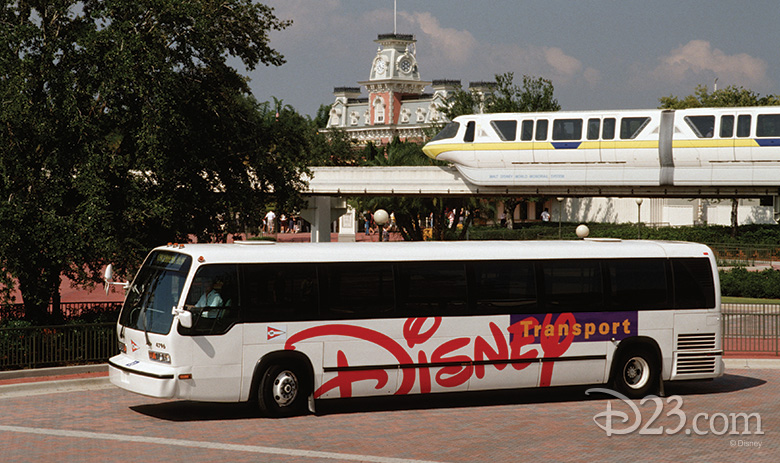 Walt Disney World Bus