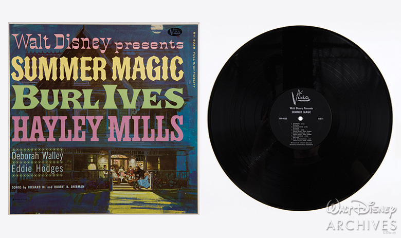 Walt Disney S Record Collection Revealed D23