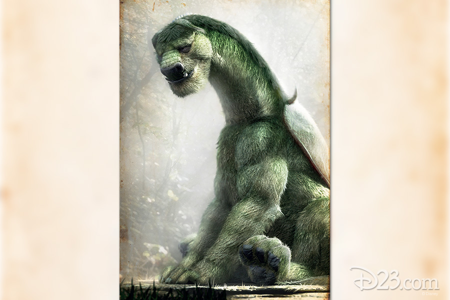 Elliot from Pete's Dragon (2016)