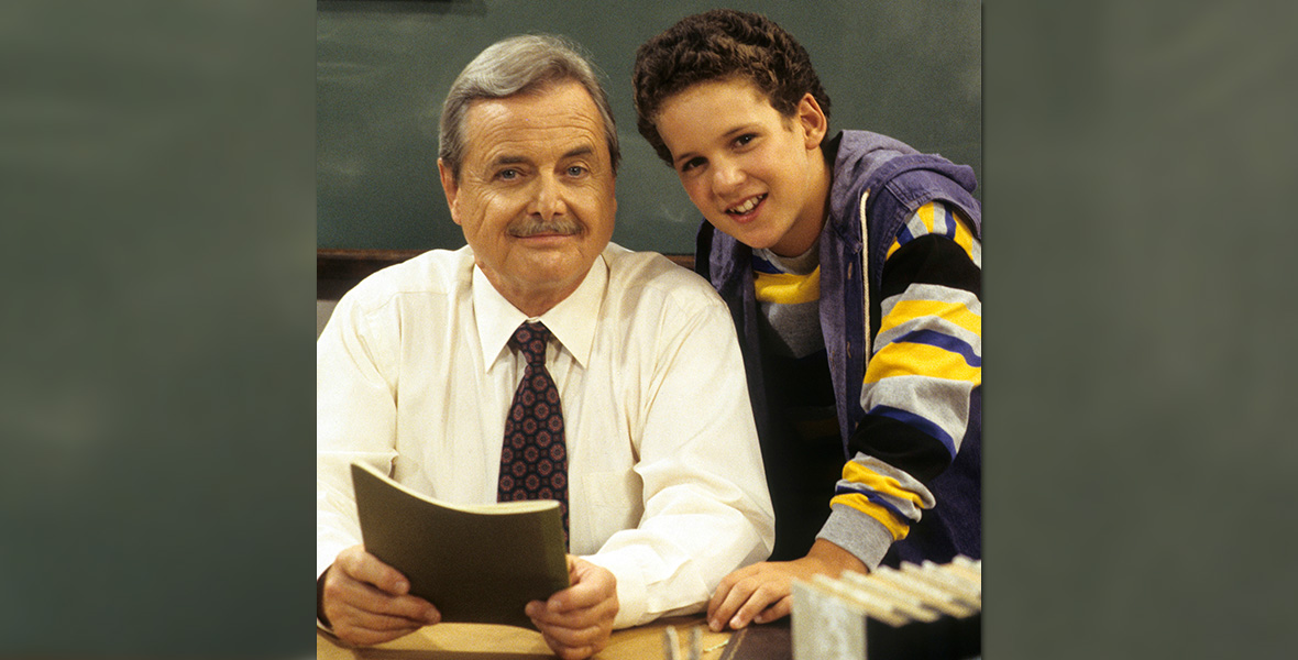 9 Life Lessons from Mr. Feeny and Mr. Matthews - D23