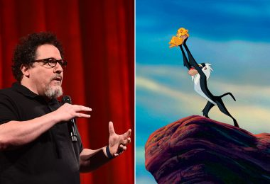 Jon Favreau and The Lion King