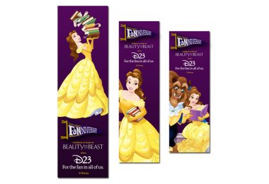 Belle's bookmarks