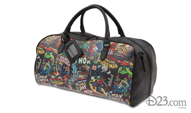 Disney Store Marvel merchandise